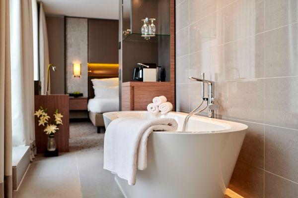 HANSE PREMIUM Luxushotel-Waschlappen 10er Set